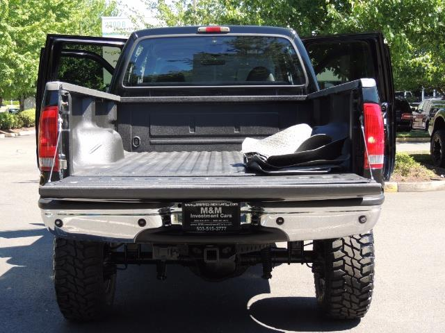 2001 Ford F-350 Super Duty Lariat / 4X4 / 7.3L DIESEL / LIFTED - Photo 22 - Portland, OR 97217