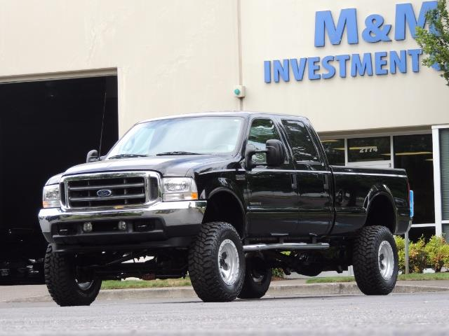2001 Ford F-350 Super Duty Lariat / 4X4 / 7.3L DIESEL / LIFTED - Photo 45 - Portland, OR 97217