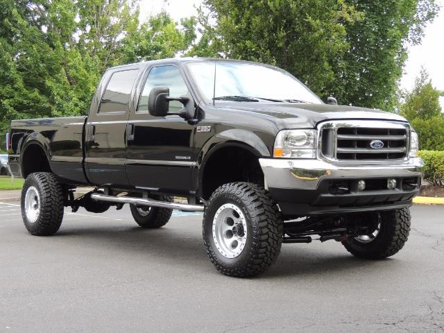 2001 Ford F-350 Super Duty Lariat / 4X4 / 7.3L DIESEL / LIFTED - Photo 47 - Portland, OR 97217