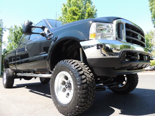 2001 Ford F-350 Super Duty Lariat / 4X4 / 7.3L DIESEL / LIFTED - Photo 10 - Portland, OR 97217