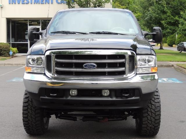 2001 Ford F-350 Super Duty Lariat / 4X4 / 7.3L DIESEL / LIFTED - Photo 5 - Portland, OR 97217