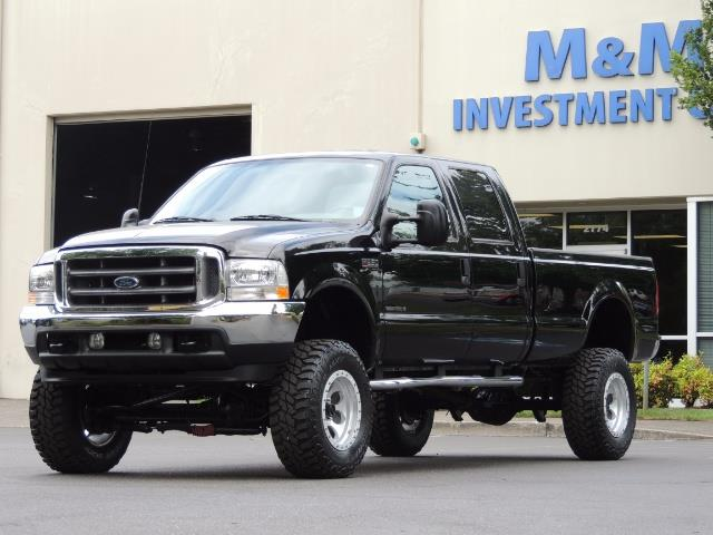 2001 Ford F-350 Super Duty Lariat / 4X4 / 7.3L DIESEL / LIFTED - Photo 42 - Portland, OR 97217