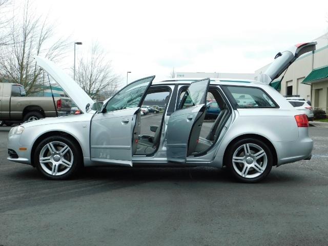 2008 Audi A4 2.0T Avant quattro / AWD / S-LINE / Sport Wagon - Photo 28 - Portland, OR 97217