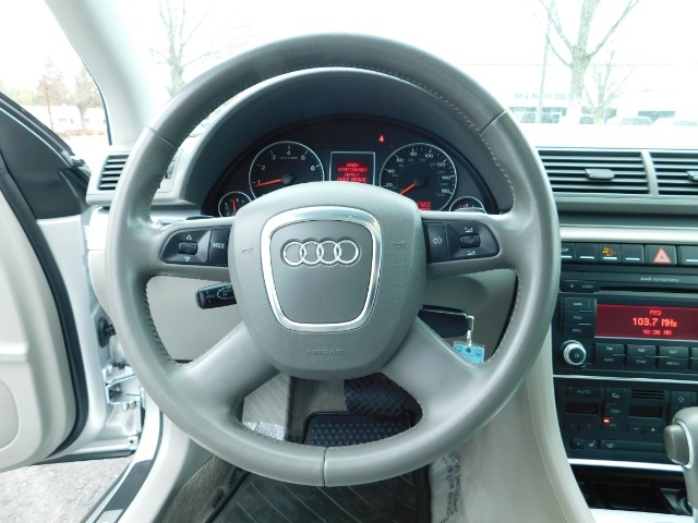 2008 Audi A4 2.0T Avant quattro / AWD / S-LINE / Sport Wagon - Photo 19 - Portland, OR 97217