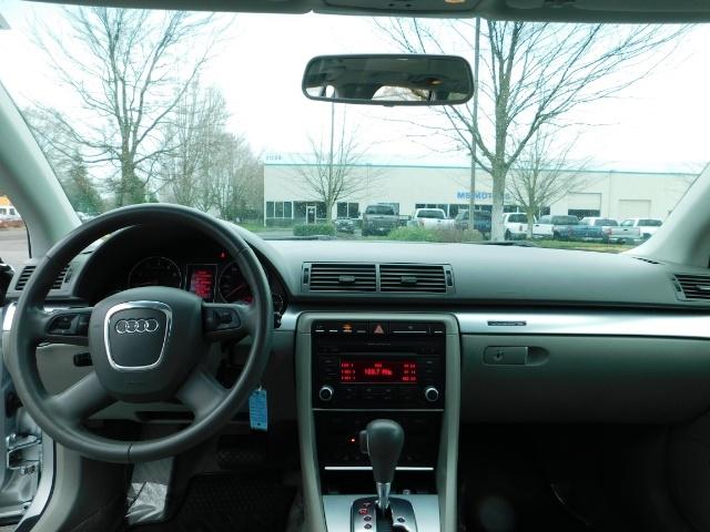 2008 Audi A4 2.0T Avant quattro / AWD / S-LINE / Sport Wagon - Photo 33 - Portland, OR 97217