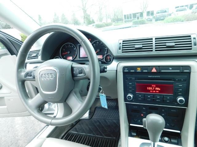 2008 Audi A4 2.0T Avant quattro / AWD / S-LINE / Sport Wagon - Photo 18 - Portland, OR 97217