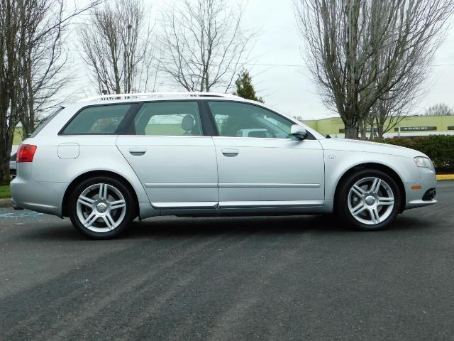 2008 Audi A4 2.0T Avant quattro / AWD / S-LINE / Sport Wagon - Photo 4 - Portland, OR 97217