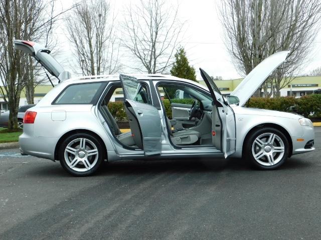 2008 Audi A4 2.0T Avant quattro / AWD / S-LINE / Sport Wagon - Photo 24 - Portland, OR 97217