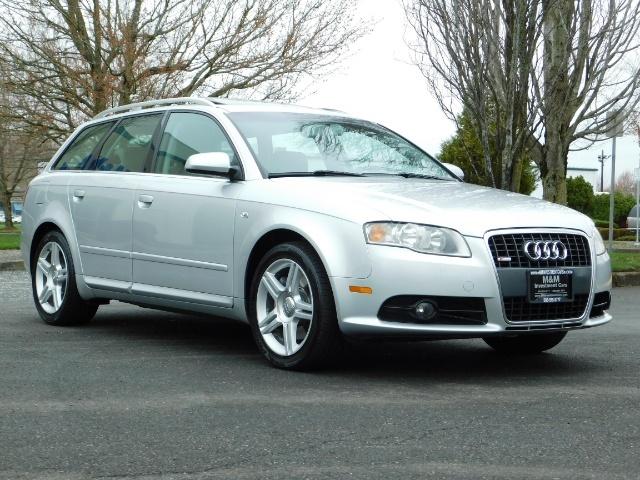 2008 Audi A4 2.0T Avant quattro / AWD / S-LINE / Sport Wagon - Photo 2 - Portland, OR 97217