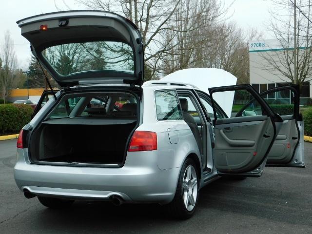 2008 Audi A4 2.0T Avant quattro / AWD / S-LINE / Sport Wagon - Photo 27 - Portland, OR 97217
