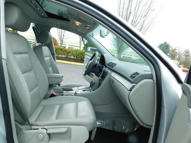 2008 Audi A4 2.0T Avant quattro / AWD / S-LINE / Sport Wagon - Photo 17 - Portland, OR 97217