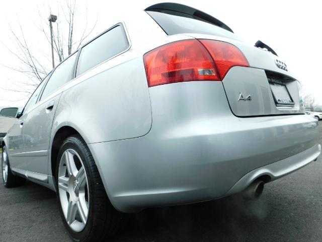 2008 Audi A4 2.0T Avant quattro / AWD / S-LINE / Sport Wagon - Photo 11 - Portland, OR 97217