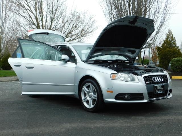 2008 Audi A4 2.0T Avant quattro / AWD / S-LINE / Sport Wagon - Photo 29 - Portland, OR 97217