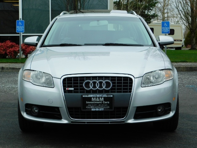 2008 Audi A4 2.0T Avant quattro / AWD / S-LINE / Sport Wagon - Photo 5 - Portland, OR 97217