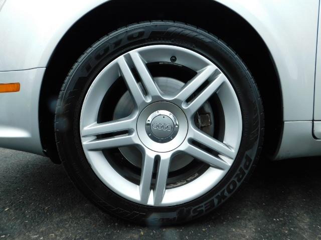 2008 Audi A4 2.0T Avant quattro / AWD / S-LINE / Sport Wagon - Photo 40 - Portland, OR 97217