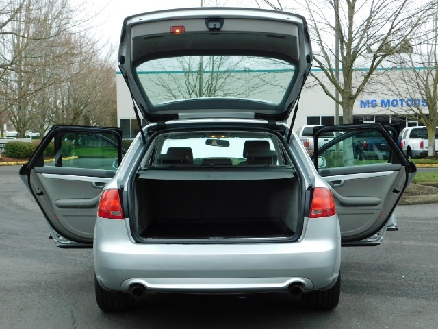 2008 Audi A4 2.0T Avant quattro / AWD / S-LINE / Sport Wagon - Photo 22 - Portland, OR 97217