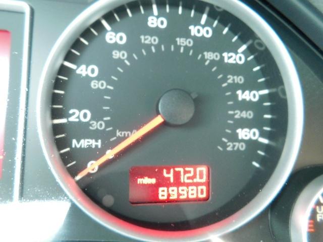 2008 Audi A4 2.0T Avant quattro / AWD / S-LINE / Sport Wagon - Photo 36 - Portland, OR 97217