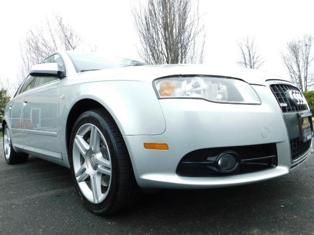 2008 Audi A4 2.0T Avant quattro / AWD / S-LINE / Sport Wagon - Photo 10 - Portland, OR 97217