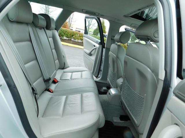 2008 Audi A4 2.0T Avant quattro / AWD / S-LINE / Sport Wagon - Photo 16 - Portland, OR 97217