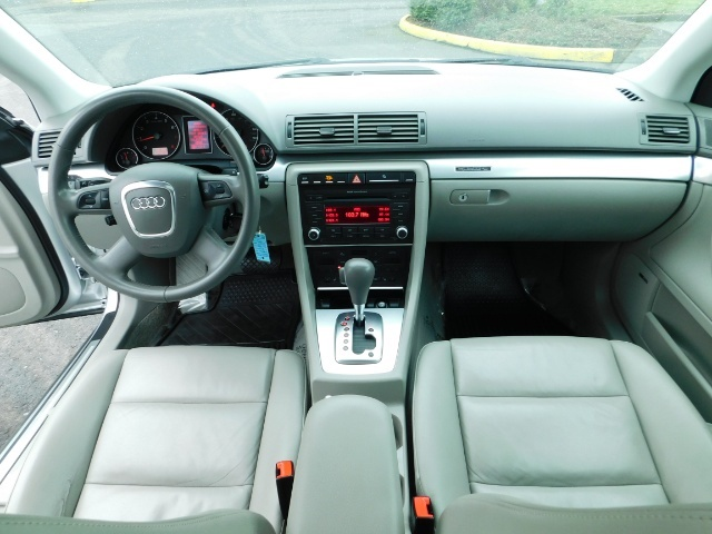 2008 Audi A4 2.0T Avant quattro / AWD / S-LINE / Sport Wagon - Photo 20 - Portland, OR 97217