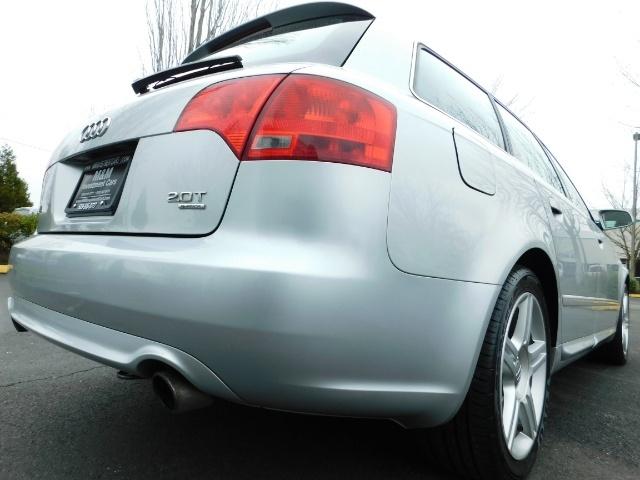2008 Audi A4 2.0T Avant quattro / AWD / S-LINE / Sport Wagon - Photo 12 - Portland, OR 97217