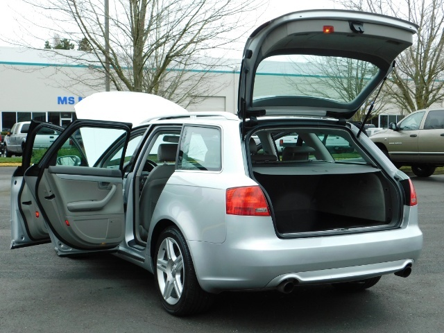 2008 Audi A4 2.0T Avant quattro / AWD / S-LINE / Sport Wagon - Photo 26 - Portland, OR 97217