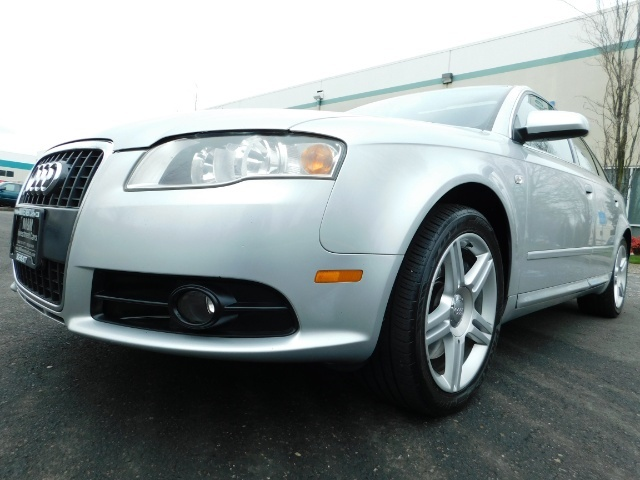 2008 Audi A4 2.0T Avant quattro / AWD / S-LINE / Sport Wagon - Photo 9 - Portland, OR 97217