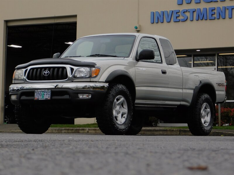 2001 Toyota Tacoma V6 photo