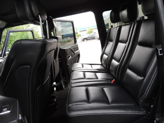 2015 Mercedes-Benz G-Class G63 AMG / AWD  / 1-OWNER / WARRANTY - Photo 16 - Portland, OR 97217