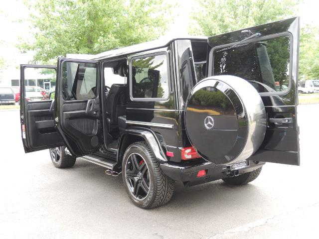 2015 Mercedes-Benz G-Class G63 AMG / AWD  / 1-OWNER / WARRANTY - Photo 31 - Portland, OR 97217