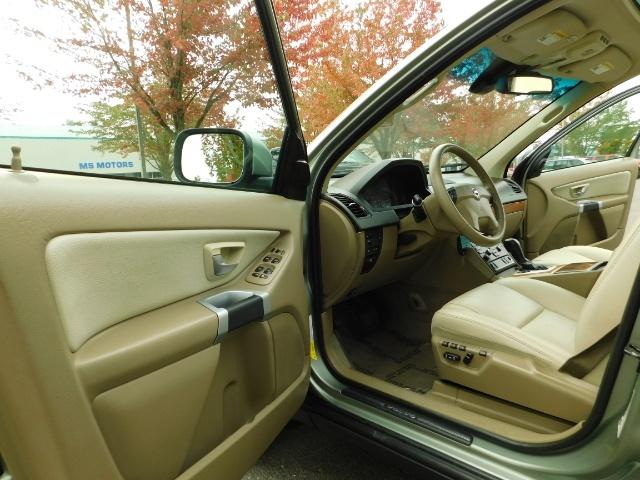2007 Volvo Xc90 3 2 Awd 3rd Row Seat Heated Leather 7