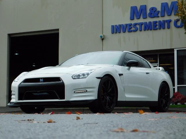 2015 Nissan GT-R Premium / AWD / Navi / 700-750 HP / Excel Cond - Photo 42 - Portland, OR 97217