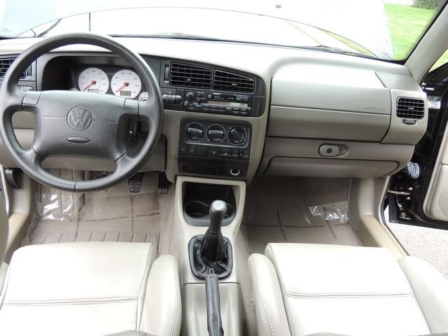 1998 Volkswagen Jetta Glx Vr6