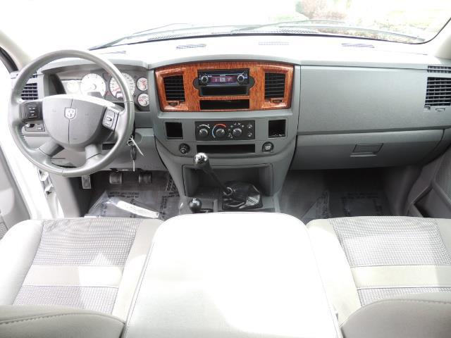 2006 Dodge Ram 2500 BIG HORN 4X4 5.9 L CUMMINS Diesel 6 SPEED 83K MLS - Photo 18 - Portland, OR 97217