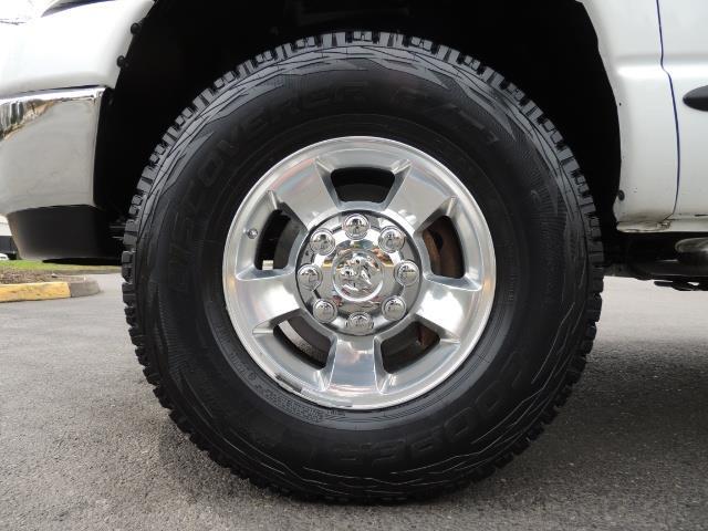 2006 Dodge Ram 2500 BIG HORN 4X4 5.9 L CUMMINS Diesel 6 SPEED 83K MLS - Photo 29 - Portland, OR 97217
