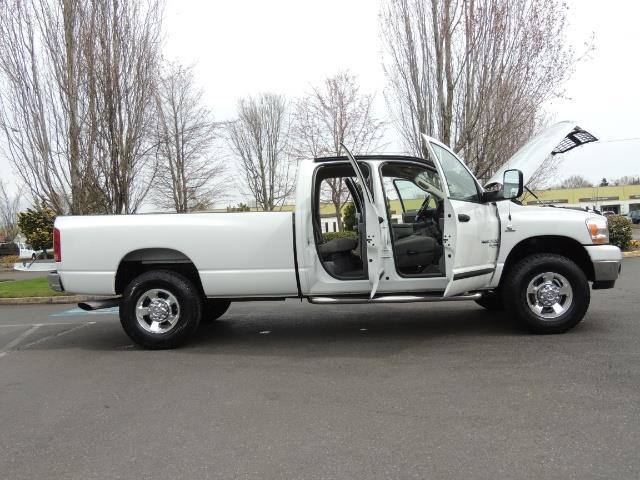2006 Dodge Ram 2500 BIG HORN 4X4 5.9 L CUMMINS Diesel 6 SPEED 83K MLS - Photo 20 - Portland, OR 97217