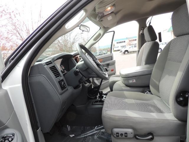 2006 Dodge Ram 2500 BIG HORN 4X4 5.9 L CUMMINS Diesel 6 SPEED 83K MLS - Photo 14 - Portland, OR 97217
