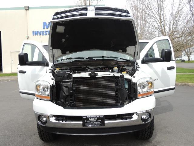 2006 Dodge Ram 2500 BIG HORN 4X4 5.9 L CUMMINS Diesel 6 SPEED 83K MLS - Photo 34 - Portland, OR 97217
