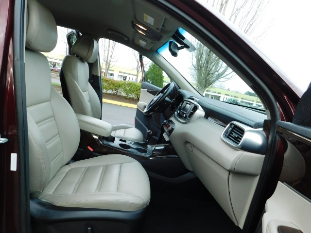 2016 Kia Sorento EX V6 / AWD / Leather/ 3RD Row Seat / 1-OWNER - Photo 18 - Portland, OR 97217