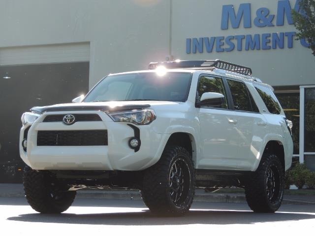 2016 Toyota 4Runner 4X4 / 3RD SEAT / REAR CAM / WARRANTY / LIFTED !! - Photo 42 - Portland, OR 97217