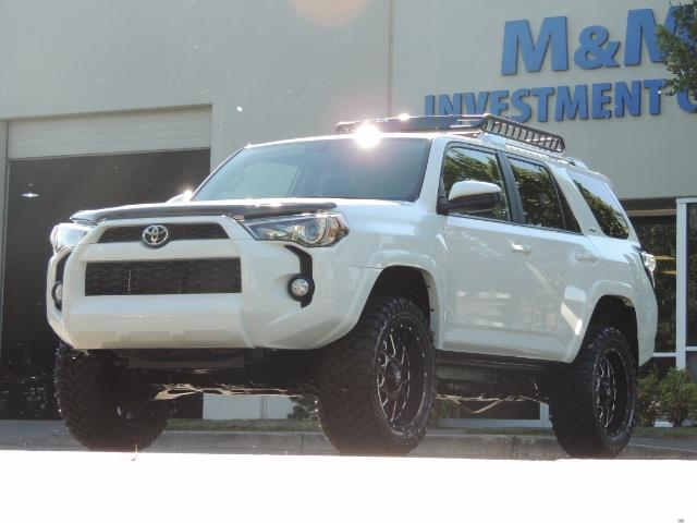 2016 Toyota 4Runner 4X4 / 3RD SEAT / REAR CAM / WARRANTY / LIFTED !! - Photo 44 - Portland, OR 97217