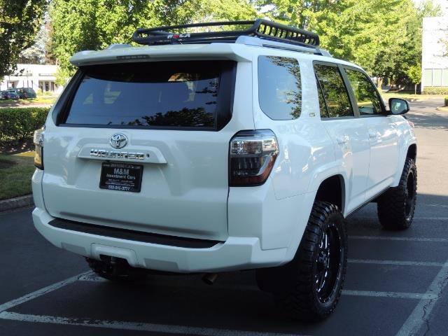 2016 Toyota 4Runner 4X4 / 3RD SEAT / REAR CAM / WARRANTY / LIFTED !! - Photo 8 - Portland, OR 97217