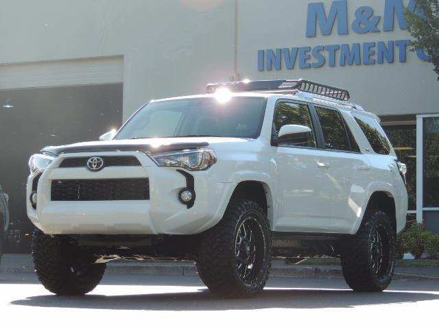 2016 Toyota 4Runner 4X4 / 3RD SEAT / REAR CAM / WARRANTY / LIFTED !! - Photo 1 - Portland, OR 97217