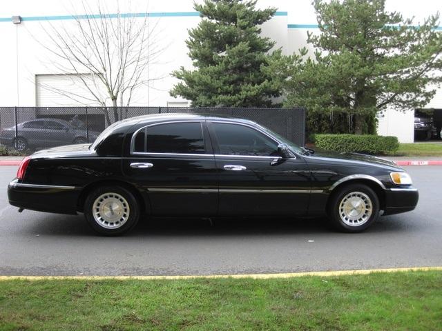 1999 Lincoln Town Car Executive Photo 6 Portland Or 97217