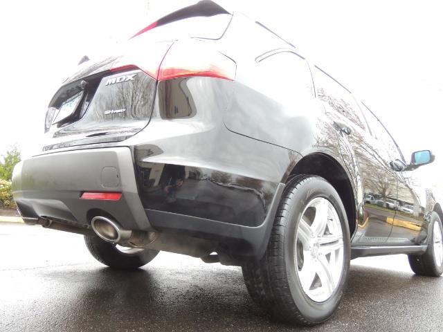 2008 Acura MDX SH-AWD / Tech Pkg / NAVIGATION / Rear View CAM - Photo 12 - Portland, OR 97217