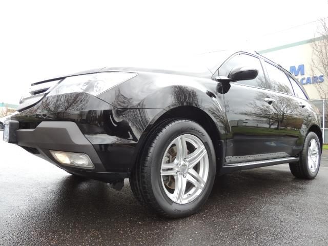 2008 Acura MDX SH-AWD / Tech Pkg / NAVIGATION / Rear View CAM - Photo 9 - Portland, OR 97217