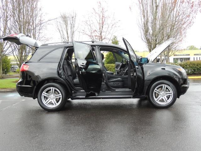 2008 Acura MDX SH-AWD / Tech Pkg / NAVIGATION / Rear View CAM - Photo 24 - Portland, OR 97217