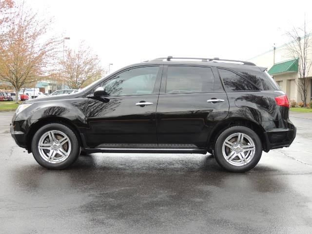 2008 Acura MDX SH-AWD / Tech Pkg / NAVIGATION / Rear View CAM - Photo 3 - Portland, OR 97217