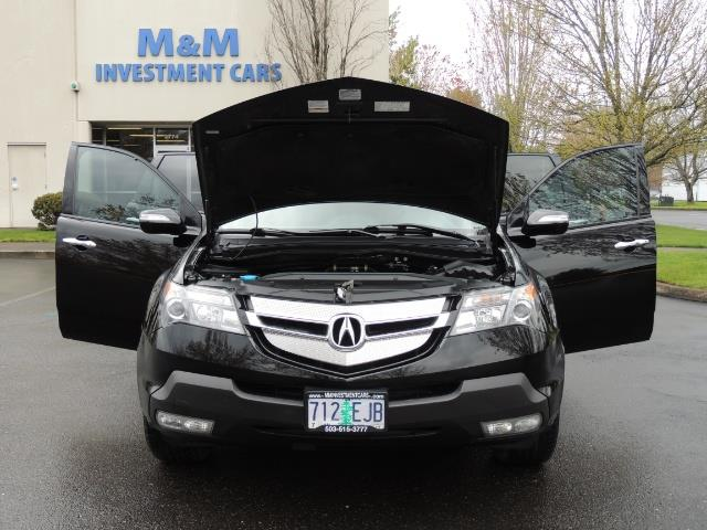 2008 Acura MDX SH-AWD / Tech Pkg / NAVIGATION / Rear View CAM - Photo 32 - Portland, OR 97217