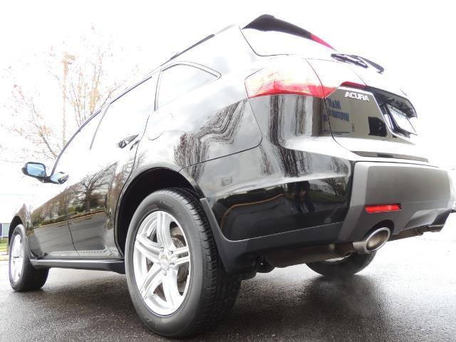 2008 Acura MDX SH-AWD / Tech Pkg / NAVIGATION / Rear View CAM - Photo 11 - Portland, OR 97217